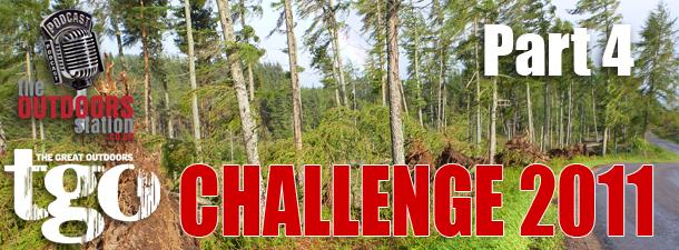 The Rab TGO Challenge 2011 – Part 4