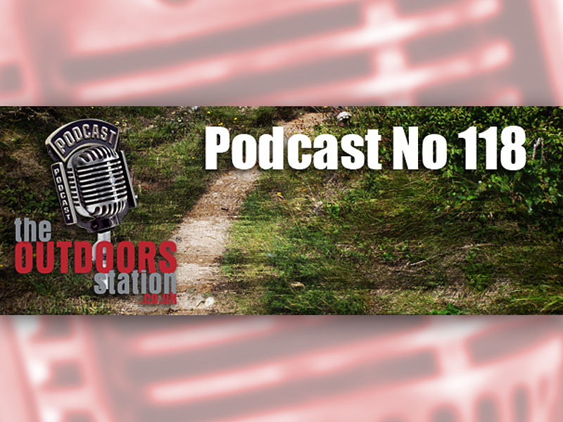 No 118 – Andy's first time tarp and bivi trip!