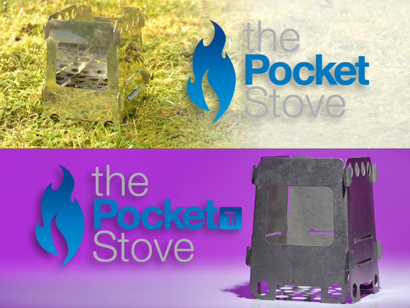 The 2012 Pocket Stove – Stainless Steel and Titanium
