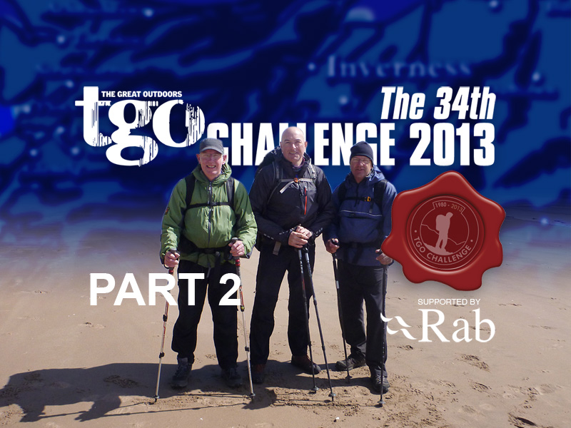 The 34th Rab TGO Challenge 2013 Review – Part 2