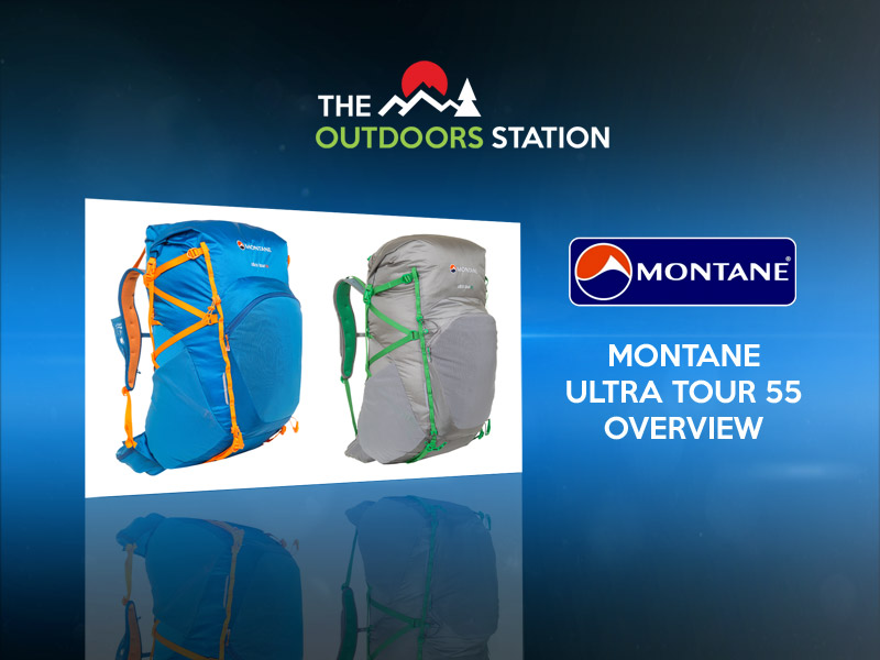 Montane Ultra Tour 55 – Overview