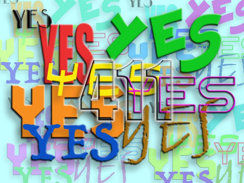 No 411 – Say Yes More