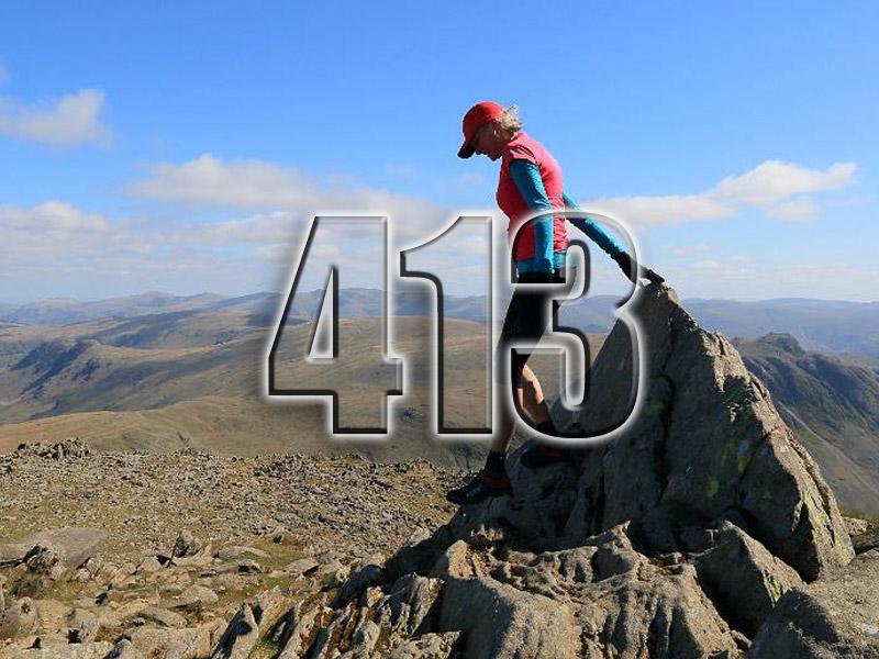 No 413 – Nicky Spinks