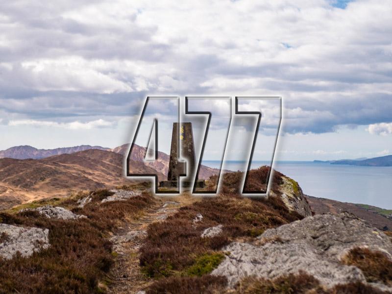 No 477 – Tough Soles 4000km around Ireland