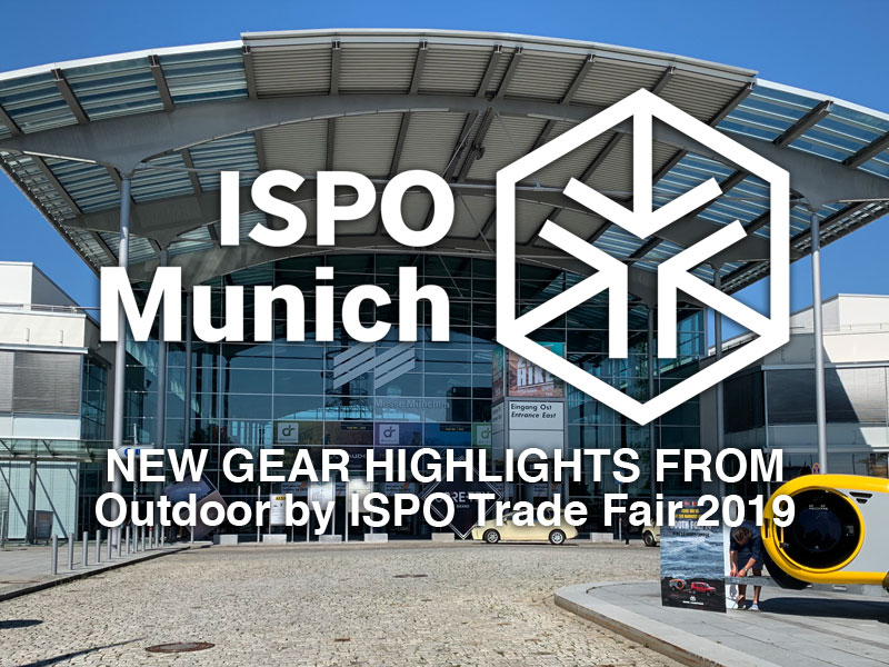 Video interview featuring highlights from Outdoor Fair – ISPO Munich –  2019