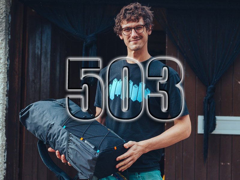 No 503 – Atom Packs made in the UK