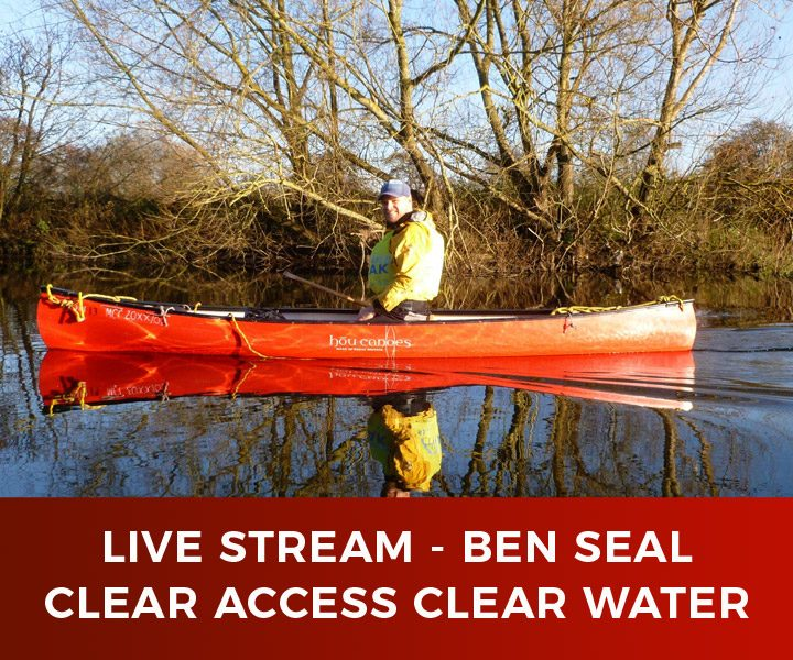 Live Stream – Ben Seal – British Canoeing