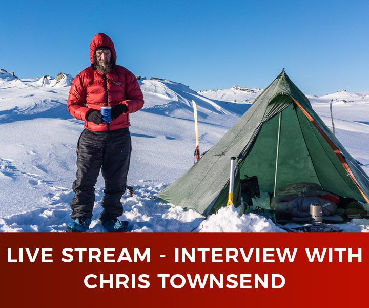 Live Stream – Chris Townsend