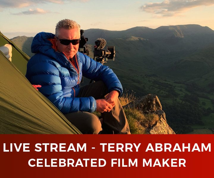 Live Stream – Terry Abraham – Film Maker