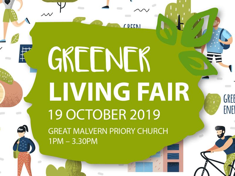 Malvern Greener Living Fair 2019 – Live Stream