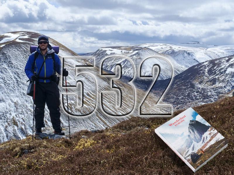 No 532 – Wanderlust Europe – The Great European Hike