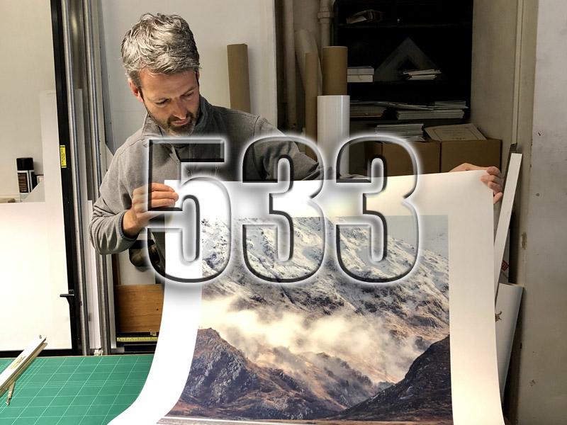 No 533 – The Perimeter – Quintin Lake
