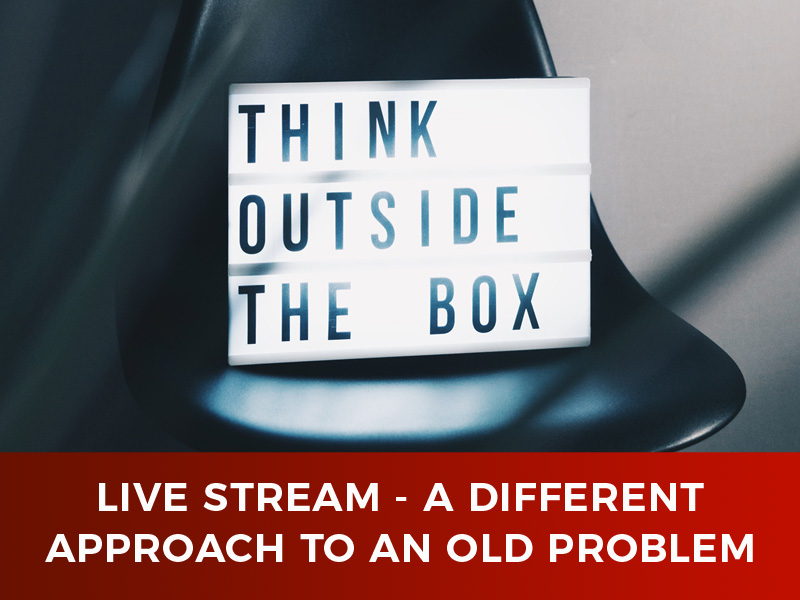 Live Stream – A Different Approach to a Common Problem – Luci Lights and Skinners Footwear