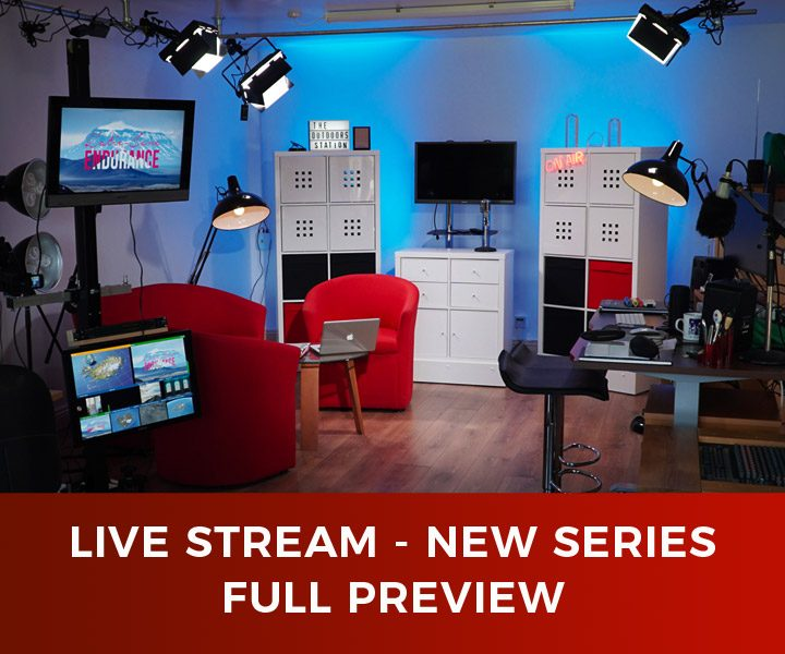 Live Stream – 2021 Interview Series