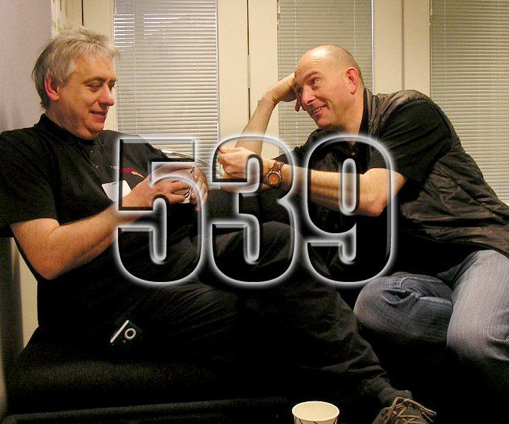 No 539 – Farewell Old Friend